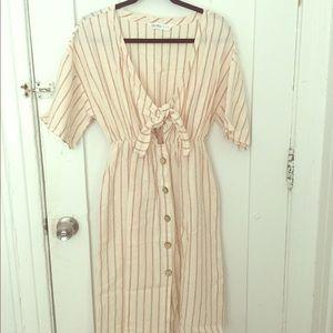 Zara midi dress, size M